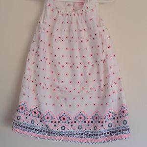 Oshkosh Aztec Pattern Dress